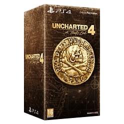 Uncharted 4: A Thief's End - Libertalia Collector's Edition PlayStation 4 Cover Art