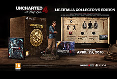 Uncharted 4: A Thief's End - Libertalia Collector's Edition screen shot 1