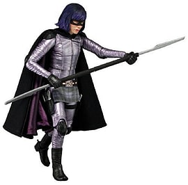 Kick Ass 2 Series 1 - Hit Girl 7 inch Action Figure Figurines and Sets