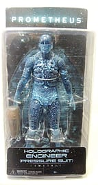 Prometheus Series 3 - Engineer Pressure SuitHolographic Form Figurines and Sets