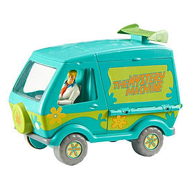 Scooby Doo Mystery Machine Playset and Fred Figure Figurines and Sets