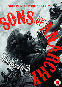 Sons of Anarchy: Complete Season 3 DVD