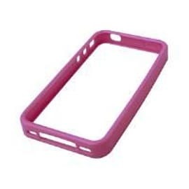 Sandberg Soft Frame for iPhone 4 (Pink) Mobile phones