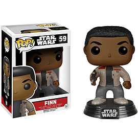 POP! Star Wars Ep VII Finn Scaled Models