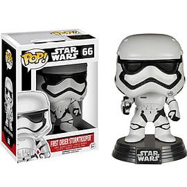 POP! Star Wars Ep VII First Order Storm Trooper Scaled Models