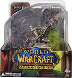 World Of Warcraft Premium S1 Tuskarr Tavru Akua Action Figure screen shot 1