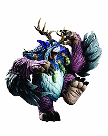 World Of Warcraft Premium S4 Moonkin Wildmoon Action Figure Figurines and Sets