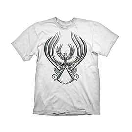 Assassins Creed 4 Hashshashin Crest Medium T-shirt (ge1681m) Clothing