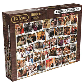 Coronation Street 1000pcs Traditional Games