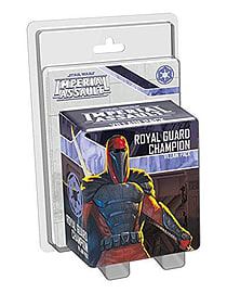 Star Wars Imperial Assault Royal Guard Champion Villain Pack Figurines and Sets