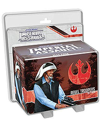 Star Wars Imperial Assault Rebel Troopers Ally Pack Figurines and Sets