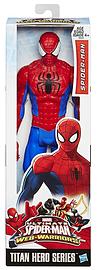Marvel Ultimate Spider Man Titan Hero Series Figure Spider Man Figurines and Sets