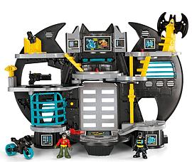 Imaginext Batcave Figurines and Sets