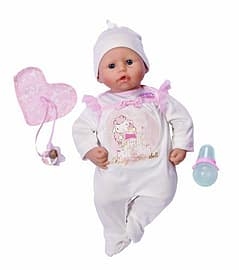 Baby Annabell - Interactive Doll - 46 Cm - Version 9 Pre School Toys
