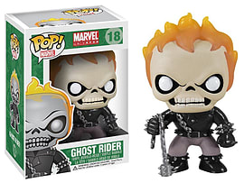 POP! Marvel Ghost Rider Vinyl Bobblehead Figurines and Sets