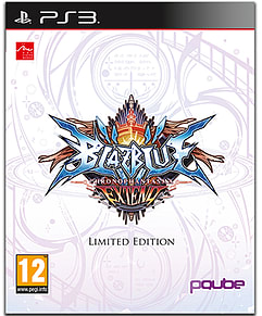 BlazBlue ChronoPhantasma Extend Limited Edition PlayStation 3
