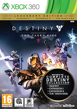 Destiny: The Taken King Legendary Edition Xbox 360