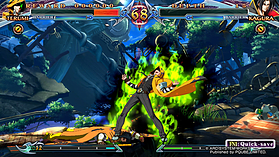 BlazBlue ChronoPhantasma Extend Limited Edition screen shot 6