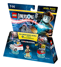 Ghostbusters Level Pack - LEGO Dimensions - Ghostbusters LEGO Dimensions