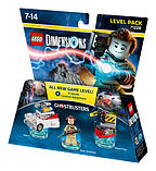 Ghostbusters Level Pack - LEGO Dimensions - Ghostbusters screen shot 1