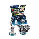Stay Puft Fun Pack - LEGO Dimensions - Ghostbusters screen shot 1