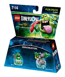 Slimer Fun Pack - LEGO Dimensions - Ghostbusters LEGO Dimensions