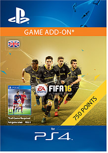 750 FIFA Points PlayStation Network