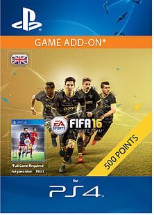 500 FIFA Points PlayStation Network