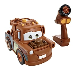 Disney Pixar Cars 2 Remote Control Mater Figurines and Sets