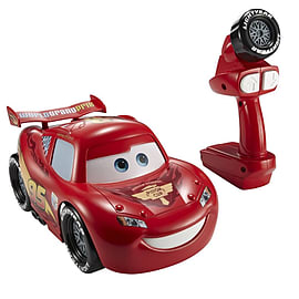 Disney Pixar Cars 2 Remote Control Lightning McQueen Figurines and Sets