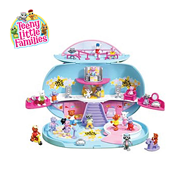 Teeny Little Families Dance Academy Playset Figurines and Sets