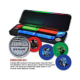 Star Wars Limited Edition LED Light Up Poker Chips Set screen shot 2