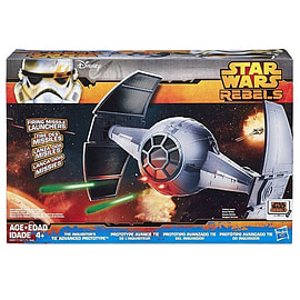 Star Wars Rebels Inquisitors TIE Advanced Prototype Figurines and Sets