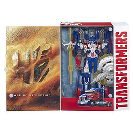 Transformers Age of Extinction First Edition Optimus Prime Figurines and Sets
