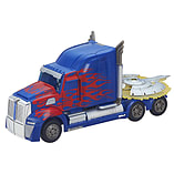Transformers Age of Extinction First Edition Optimus Prime screen shot 3