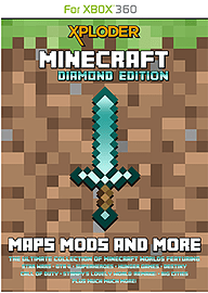 Xploder Minecraft Diamond Edition 360 Xbox 360 Cover Art