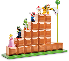 Amiibo End Level Display Accessories