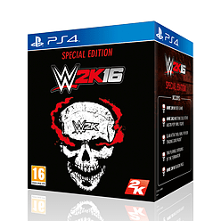 WWE 2K16 Special Edition - Only at GAME PlayStation 4