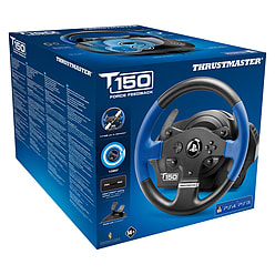 T150 Force Feedback Steering Wheel Playstation 4