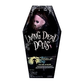 Living Dead Dolls Series 29 The Girl in Black Figurines and Sets