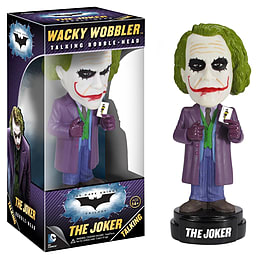 Batman Dark Knight The Joker Bobble Head Figurines and Sets