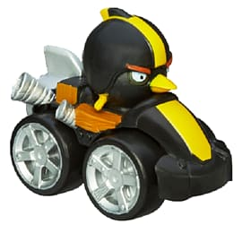 Angry Birds Go! Telepods Black/Yellow Pod Figurines and Sets