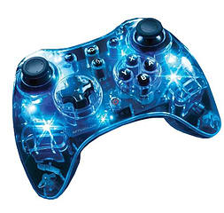 Wii U Pro Controller by AfterGlow Wii U