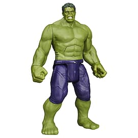 Marvel Avengers Age of Ultron Hulk Titan Hero Tech Action Figure Figurines and Sets