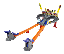 Hot Wheels Super Speed Blastway Trackset Figurines and Sets