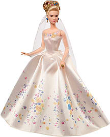 Cinderella Wedding Dress Figurines and Sets