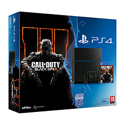 PlayStation 4 500GB Console With Call of Duty Black Ops III PlayStation 4