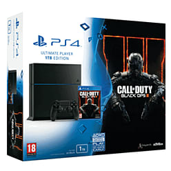 PlayStation 4 1TB Console With Call of Duty Black Ops III PlayStation 4