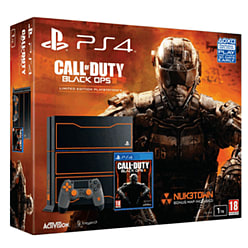 Limited Edition Call Of Duty Black Ops III 1TB PlayStation 4 Console PlayStation 4