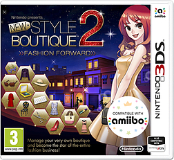 New Style Boutique 2 - Fashion Forward 3DS